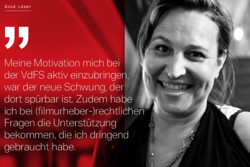 Statement Enid Löser